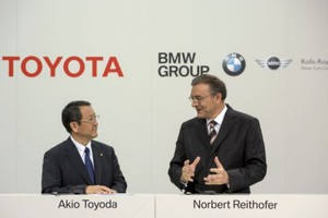 Διευρύνεται η συνεργασία BMW και Toyota