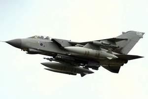 Συντριβή μαχητικών της βρετανικής βασιλικής αεροπορίας