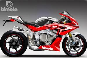 Bimota με κινητήρα BMW
