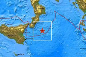 Σεισμός 4,8 Ρίχτερ στο Ιόνιο