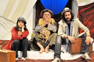 «Το μεγάλο μας τσίρκο» επιστρέφει στο Θέατρο Ακροπόλ