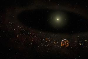 Πού πήγε η διαστημική σκόνη;
