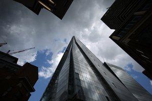 Πώς χτίστηκε το ψηλότερο κτίριο της Ευρώπης