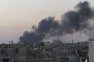 Νέες κυρώσεις στη Συρία εξετάζουν Λονδίνο και Άμστερνταμ