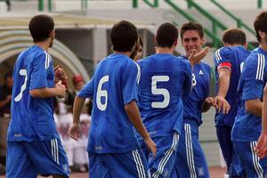Ισπανία-Ελλάδα 1-0