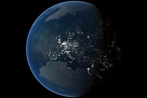 Η φωτεινή και η σκοτεινή πλευρά της Γης