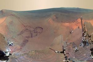 Ανακαλύφθηκε νέο είδος ορυκτού στον Άρη