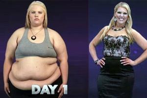 Έχασε 70 κιλά και βρήκε τον εαυτό της