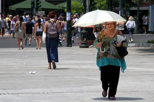 Κρατήστε ομπρέλα και το καλοκαίρι