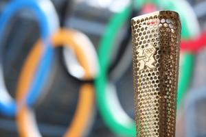 Στο Λονδίνο η Ολυμπιακή φλόγα
