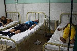 Νέα επιδημία χολέρας πλήττει την Υεμένη