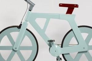 Ποδήλατα από ανακυκλωμένο χαρτόνι