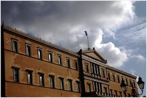 Απαγόρευση εισόδου πολιτών στη Βουλή