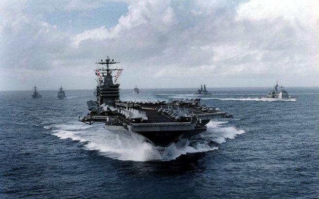 Οι ΗΠΑ στέλνουν και δεύτερο αεροπλανοφόρο στα ανοιχτά της Βόρειας Κορέας