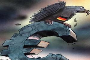 «Γερμανική μπότα» στη Ευρωζώνη θέλει η Μέρκελ
