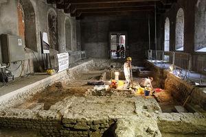 Η ανασκαφή που οδήγησε στη μούσα του Ντα Βίντσι