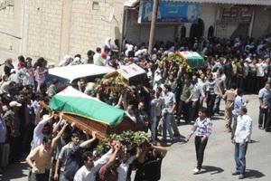 Για σφαγές στη Ντεράγια κατηγορούνται οι καθεστωτικοί