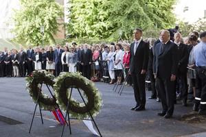 Ένας χρόνος από τις επιθέσεις στη Νορβηγία