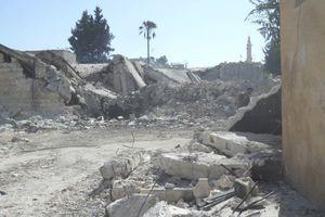 Βομβαρδίστηκε νοσοκομείο στη Συρία