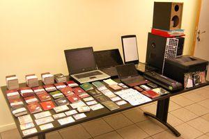 «Φάμπρικα» πλαστών διαβατηρίων στα Πατήσια