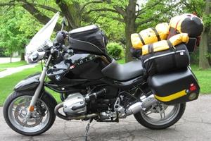 Συμβουλές για ασφαλές φόρτωμα της μοτοσυκλέτας