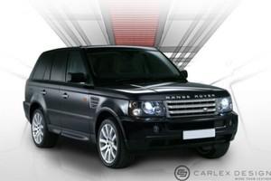 Range Rover υψηλής ραπτικής