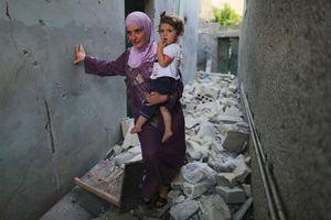 Σφαγές αμάχων στο Χαλέπι