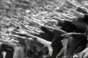 Ο ναζιστικός χαιρετισμός στους Ολυμπιακούς του 1936