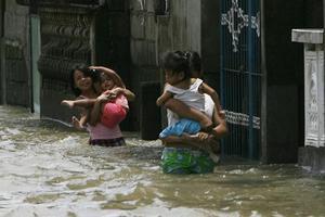 Πλησιάζει την Ταϊβάν ο τυφώνας Σαόλα