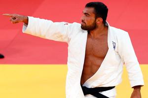 «Χάλκινος» ο Ηλιάδης στο παγκόσμιο του τζούντο