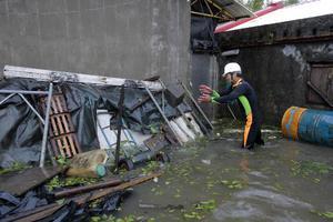 Κατολισθήσεις και πλημμύρες στην Ταϊβάν
