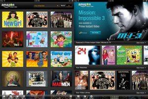 Το Amazon φέρνει την υπηρεσία Instant Video στο iPad