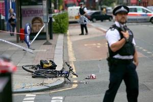 Ποδηλάτης νεκρός σε σύγκρουση με λεωφορείο των Ολυμπιακών