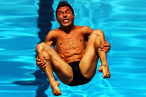 Γκριμάτσες... ολυμπιακών διαστάσεων