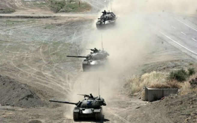 Μυρίζει μπαρούτι μεταξύ Τουρκίας και Κούρδων της Συρίας