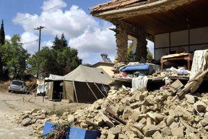 Οι σεισμόπληκτοι της Αχαΐας υποφέρουν  τέσσερα χρόνια τώρα