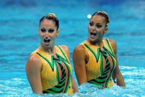 Στην 8η θέση της συγχρονισμένης κολύμβησης οι Σολωμού/Πλατανιώτη