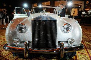 Η κρυστάλλινη Rolls-Royce