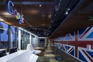 Ο πολύχρωμος κόσμος της Google στο Λονδίνο