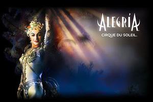 Δωρεάν εισιτήρια για τη συναρπαστική παράσταση Alegria