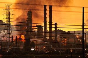Μεγάλη φωτιά στην Καλιφόρνια