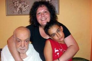 Στο γηροκομείο γιόρτασε τα 76α γενέθλιά του