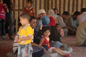 Στο πλευρό των προσφύγων της Συρίας η Τουρκία