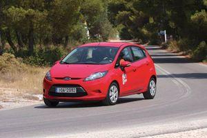 Ανακαλούνται πετρελαιοκίνητα Ford Fiesta