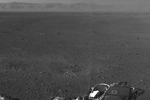 «Λαμπερό αντικείμενο» στο έδαφος του Άρη
