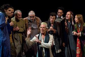 Τελευταία παράσταση για τον «Περικλή» στο θέατρο Βράχων