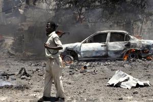 Πολύνεκρη αεροπορική επιδρομή στη Σομαλία