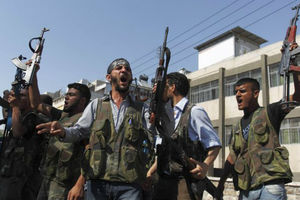 Σκέψεις ΗΠΑ για αποστολή όπλων στη Συρία