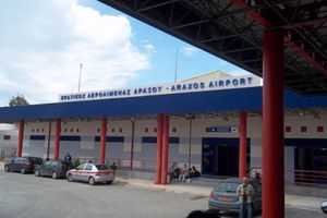 Συλλήψεις στο πολιτικό αεροδρόμιο Αράξου