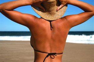 Η υπεριώδης ακτινοβολία Β ηλίου βλάπτει τα δερματικά κύτταρα